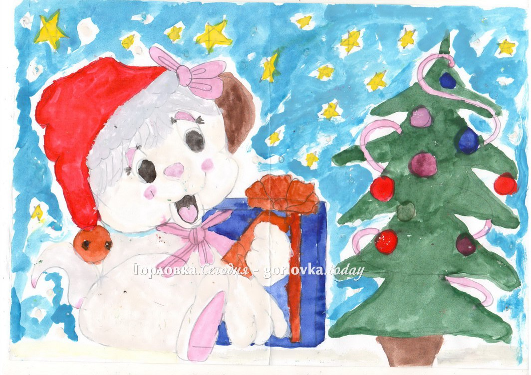 Письма Деду Морозу от детей Донбасса