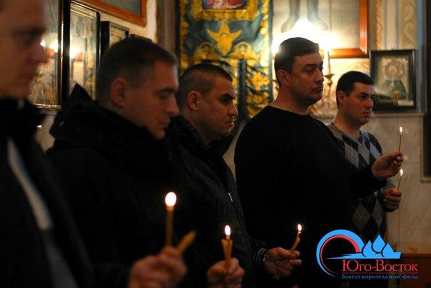 """В день основания спецподразделения """"Беркут"""" бойцы почли память погибших на майдане товарищей во время государственного переворота"""